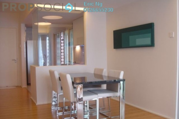 For Rent Condominium at i-Zen Kiara I, Mont Kiara Freehold Fully Furnished 2R/2B 3.6k
