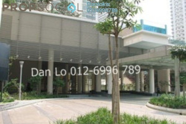 For Rent Office at Marc Service Residence, KLCC Freehold Fully Furnished 1R/1B 9.8k