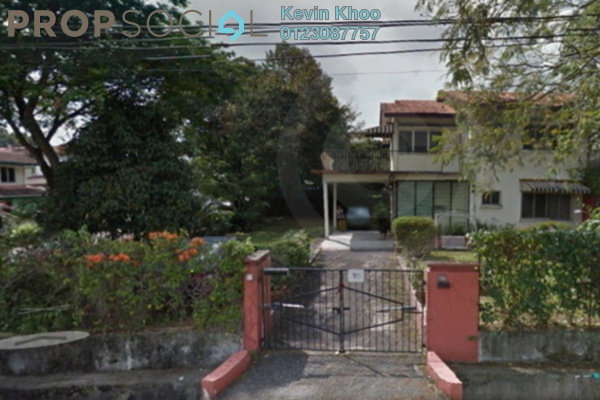 For Sale Semi-Detached at Section 17, Petaling Jaya Freehold Semi Furnished 6R/4B 2.85m