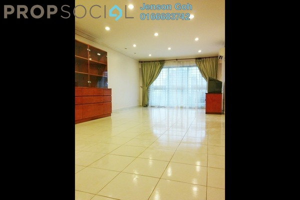 For Rent Condominium at Duta Ria, Dutamas Freehold Semi Furnished 3R/2B 2.3k