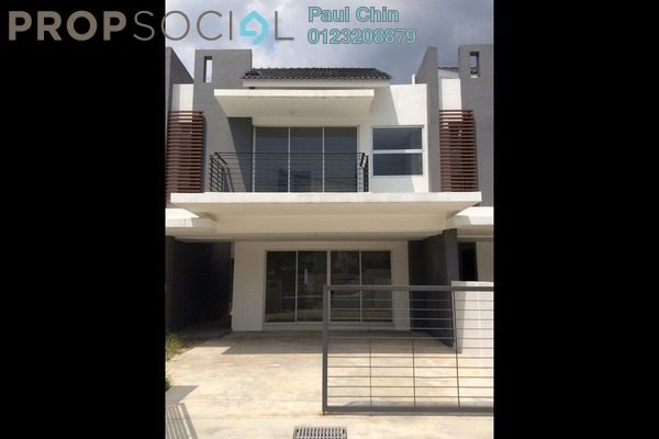 For Sale Superlink at Emerald West, Rawang Freehold Unfurnished 5R/5B 800k