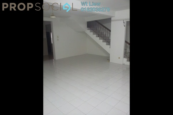 For Rent Terrace at Idaman Court, Bukit Rimau Freehold Unfurnished 4R/3B 1.55k