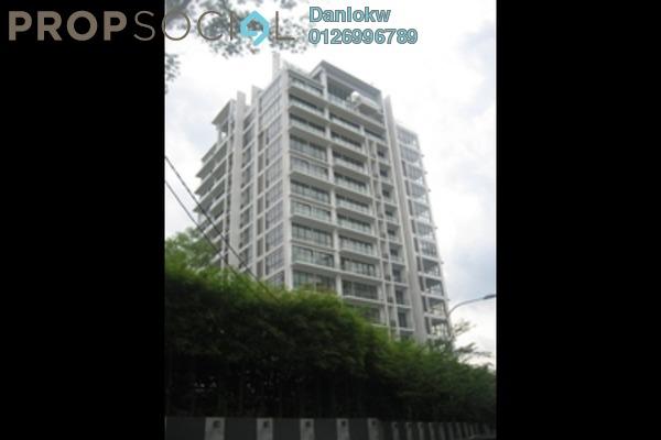For Rent Condominium at Sri Kasturina, Bangsar Freehold Fully Furnished 3R/4B 8.5k