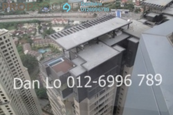 For Rent Office at The Intermark, KLCC Freehold Semi Furnished 1R/1B 17.5k
