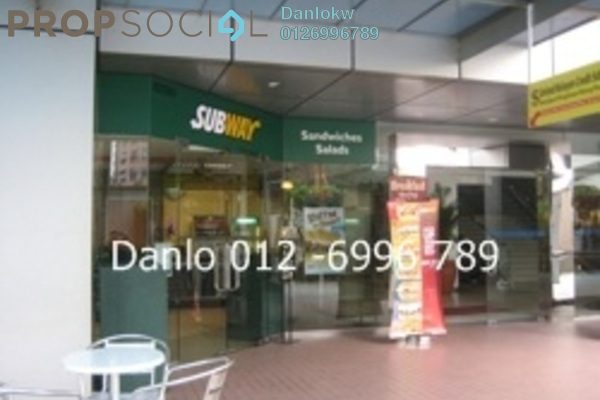 For Rent Office at Wisma UOA II, KLCC Freehold Semi Furnished 2R/1B 3.5k