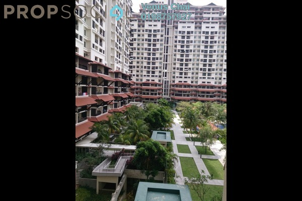 For Sale Duplex at Armanee Condominium, Damansara Damai Leasehold Semi Furnished 3R/3B 580k