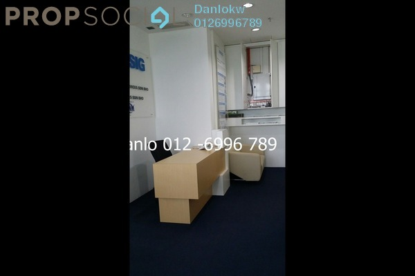 For Rent Office at Wisma UOA II, KLCC Freehold Semi Furnished 3R/1B 7.6k