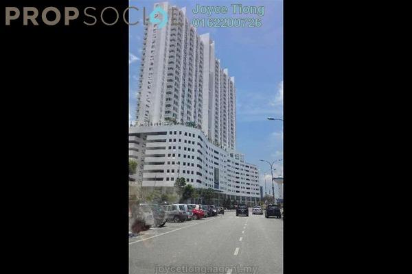 For Rent SoHo/Studio at Menara U2, Shah Alam Leasehold Semi Furnished 2R/1B 1.35k
