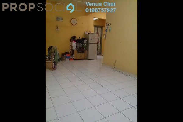 For Sale Apartment at Section 6, Kota Damansara Leasehold Semi Furnished 3R/2B 260k