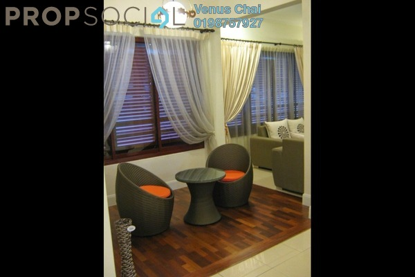 For Rent Condominium at Surian Condominiums, Mutiara Damansara Freehold Fully Furnished 4R/4B 6.5千