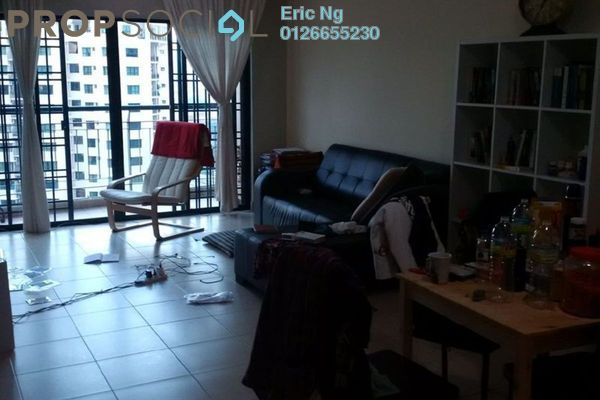 For Sale Condominium at Changkat View, Dutamas Freehold Unfurnished 3R/2B 578k
