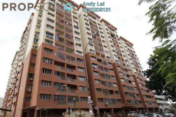 For Rent Apartment at Sri Camellia Apartment, Kajang Freehold Fully Furnished 3R/2B 1.2k