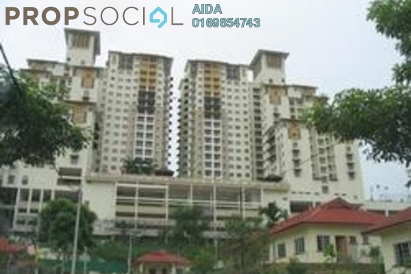 For Rent Condominium at e-Tiara, Subang Jaya Freehold Fully Furnished 2R/2B 2.5k