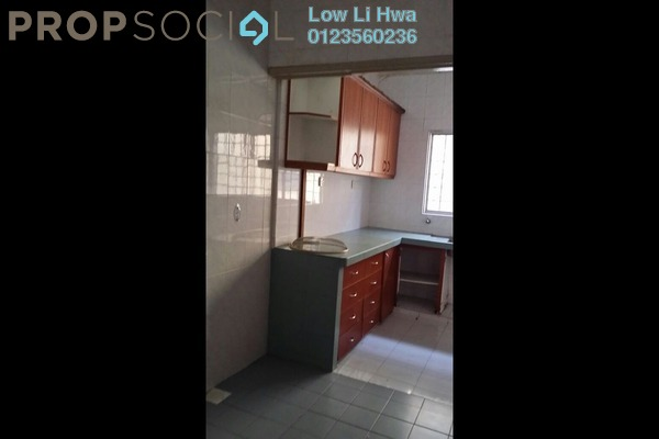 For Sale Terrace at PU10, Bandar Puchong Utama Freehold Semi Furnished 4R/3B 510k