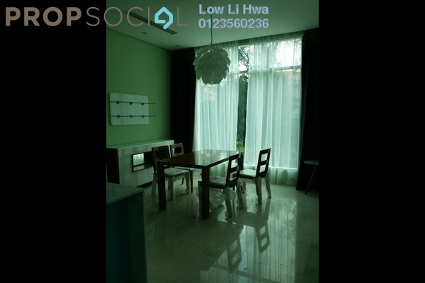 For Rent Condominium at Quadro Residences, KLCC Freehold Fully Furnished 3R/4B 7.5k