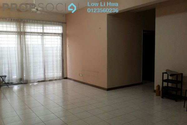 For Sale Condominium at Impian Heights, Bandar Puchong Jaya Freehold Semi Furnished 3R/2B 450k