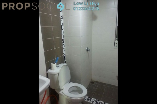 For Rent Condominium at Villa Park, Seri Kembangan Freehold Fully Furnished 3R/2B 1.8k