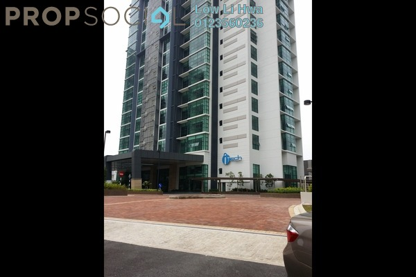 For Rent Office at Shaftsbury Square, Cyberjaya Freehold Unfurnished 0R/0B 2.2k