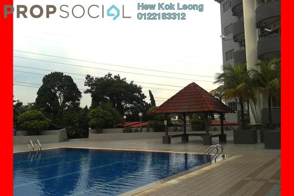 For Rent Condominium at Desa Cindaimas, Old Klang Road Freehold Semi Furnished 3R/2B 1.25k