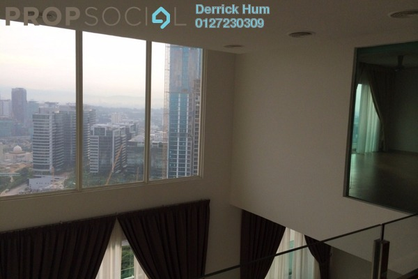 For Sale Condominium at The Park Residences, Bangsar South Leasehold Semi Furnished 4R/5B 2.38m