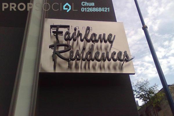For Rent Serviced Residence at Bintang Fairlane Residences, Bukit Bintang Freehold Fully Furnished 1R/1B 2.2k