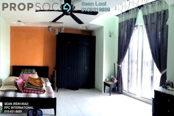 For Sale Terrace at Taman Putra Prima, Puchong Freehold Semi Furnished 4R/3B 730k