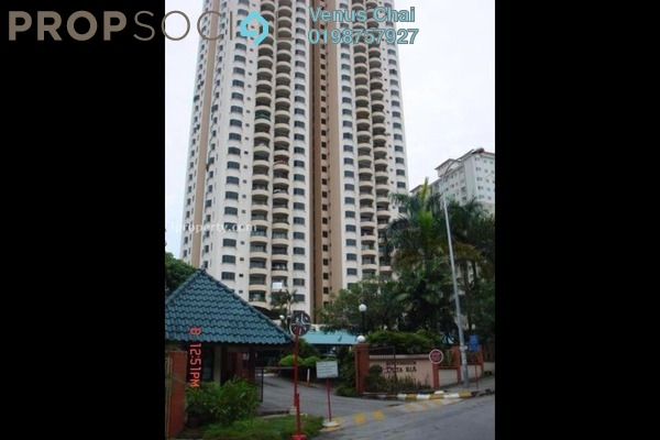 For Sale Condominium at Duta Ria, Dutamas Freehold Semi Furnished 3R/2B 590k