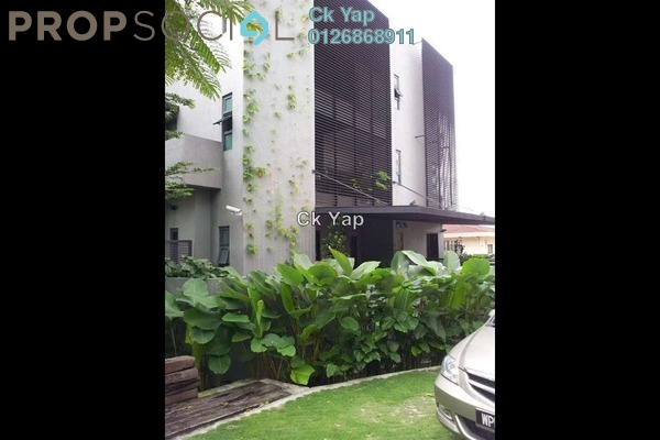 For Rent Semi-Detached at Seputih Permai, Seputeh Freehold Unfurnished 4R/5B 8k