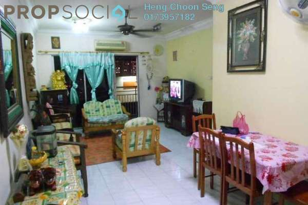 For Sale Condominium at Metro Prima, Kepong Leasehold Semi Furnished 3R/2B 360k