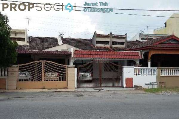 For Sale Terrace at Taman Kok Doh, Jinjang Freehold Semi Furnished 4R/3B 560k