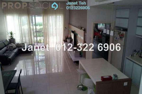 For Sale Terrace at Amelia, Desa ParkCity Freehold Semi Furnished 3R/3B 2.3m