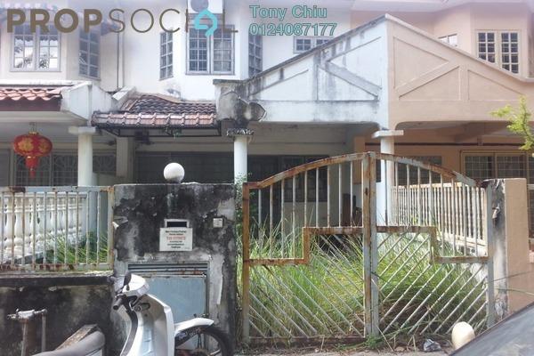 For Sale Terrace at Taman Sri Endah, Sri Petaling Leasehold Unfurnished 4R/3B 650k