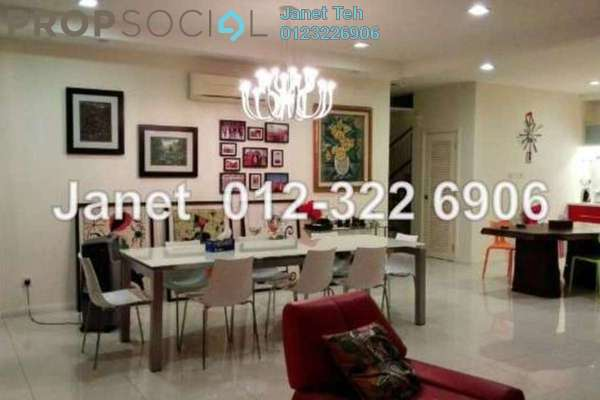 For Sale Terrace at Amelia, Desa ParkCity Freehold Semi Furnished 4R/5B 3.55m