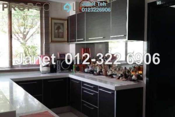 For Sale Terrace at Zenia, Desa ParkCity Freehold Unfurnished 3R/4B 2.6m