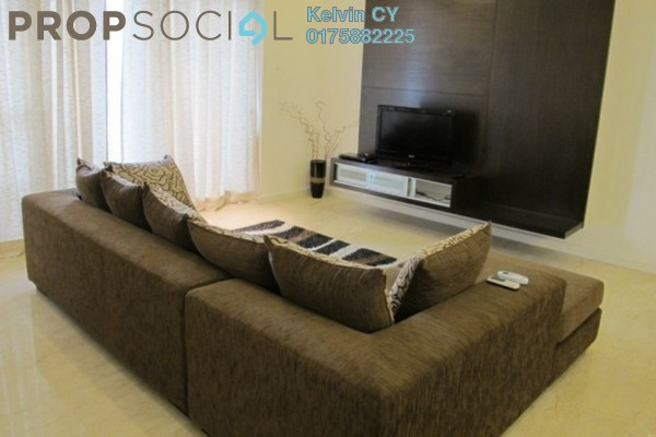 For Sale Condominium at Idaman Residence, KLCC Freehold Fully Furnished 3R/4B 1.46m