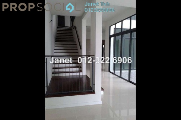 For Sale Terrace at Casaman, Desa ParkCity Freehold Semi Furnished 5R/6B 3.48m