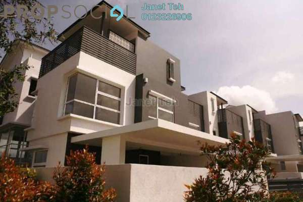 For Sale Terrace at Amelia, Desa ParkCity Freehold Semi Furnished 5R/6B 2.6m