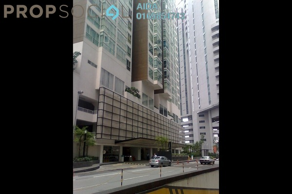 For Rent Condominium at Suasana Sentral Condominium, KL Sentral Freehold Fully Furnished 3R/3B 3.2k