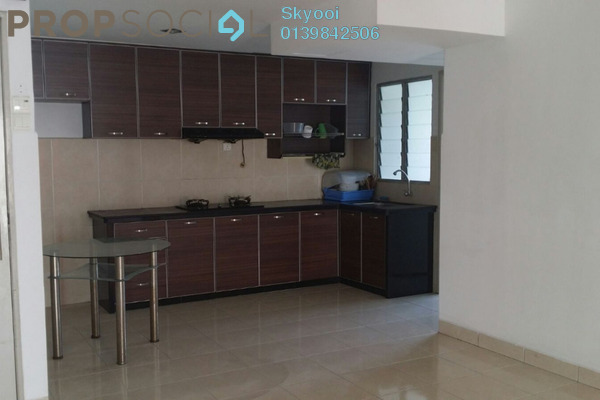For Sale Condominium at Sea View Tower, Butterworth Freehold Semi Furnished 3R/2B 435k