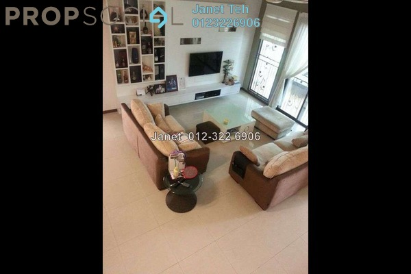 For Sale Terrace at Sunway SPK Damansara, Kepong Freehold Semi Furnished 4R/4B 2.25m