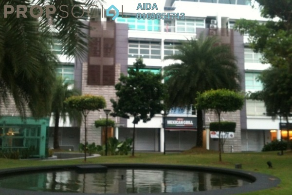 For Sale Office at Laman Seri, Shah Alam Leasehold Semi Furnished 0R/0B 880k