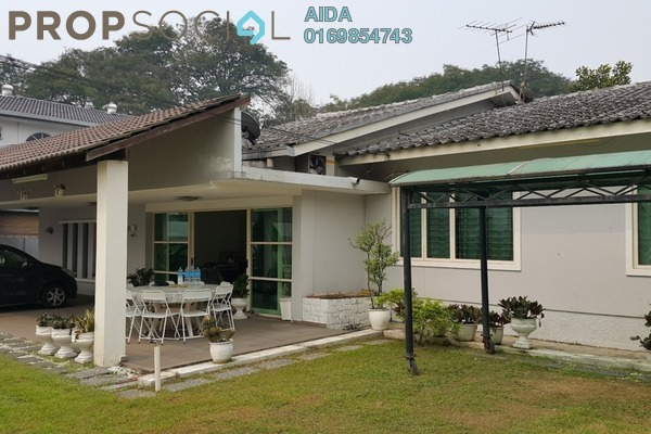 For Rent Bungalow at Section 5, Petaling Jaya Freehold Semi Furnished 5R/4B 5k