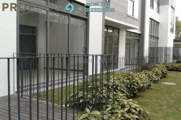 For Sale Terrace at The Breezeway, Desa ParkCity Freehold Semi Furnished 5R/6B 3.4m
