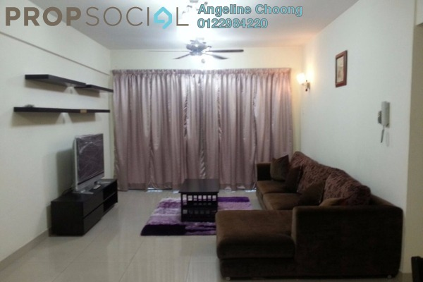 For Rent Condominium at D'Alamanda, Cheras Leasehold Fully Furnished 4R/3B 2.5k