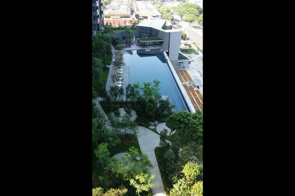 For Sale Condominium at G Residence, Desa Pandan Leasehold Semi Furnished 2R/2B 1.15m