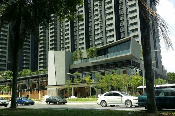 For Rent Condominium at G Residence, Desa Pandan Leasehold Fully Furnished 3R/2B 3.5k