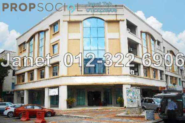For Sale Office at Medan Putra Business Centre, Bandar Menjalara Leasehold Semi Furnished 0R/0B 6m