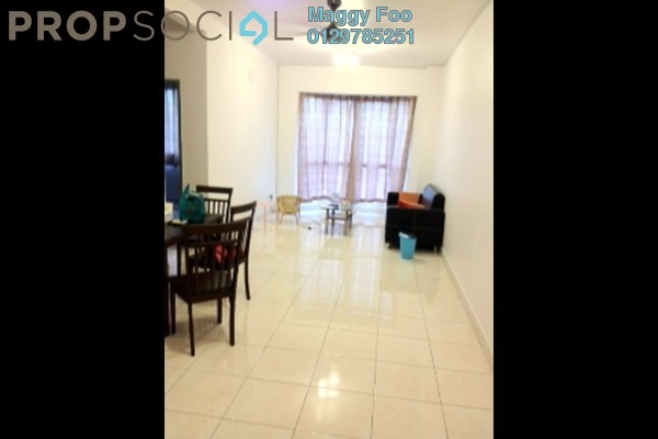For Sale Condominium at Koi Tropika, Puchong Leasehold Semi Furnished 2R/1B 298k