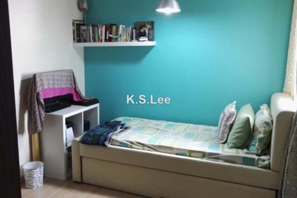 For Sale Condominium at TTDI Adina, Shah Alam Freehold Semi Furnished 3R/3B 590k
