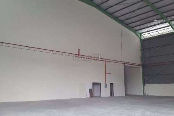 For Sale Factory at Berjaya Park, Shah Alam Leasehold Unfurnished 0R/0B 11.5m